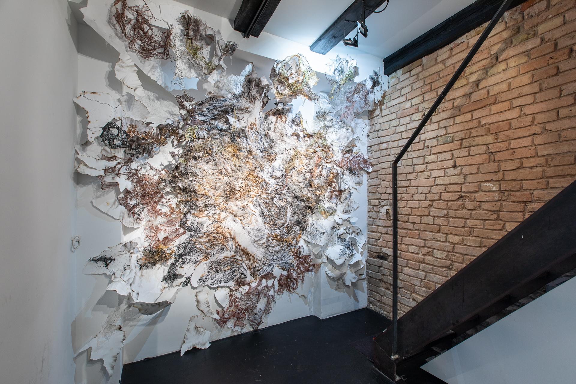 exhibition view / Foto by: Janosch Weiss / ©KWADRAT & artist