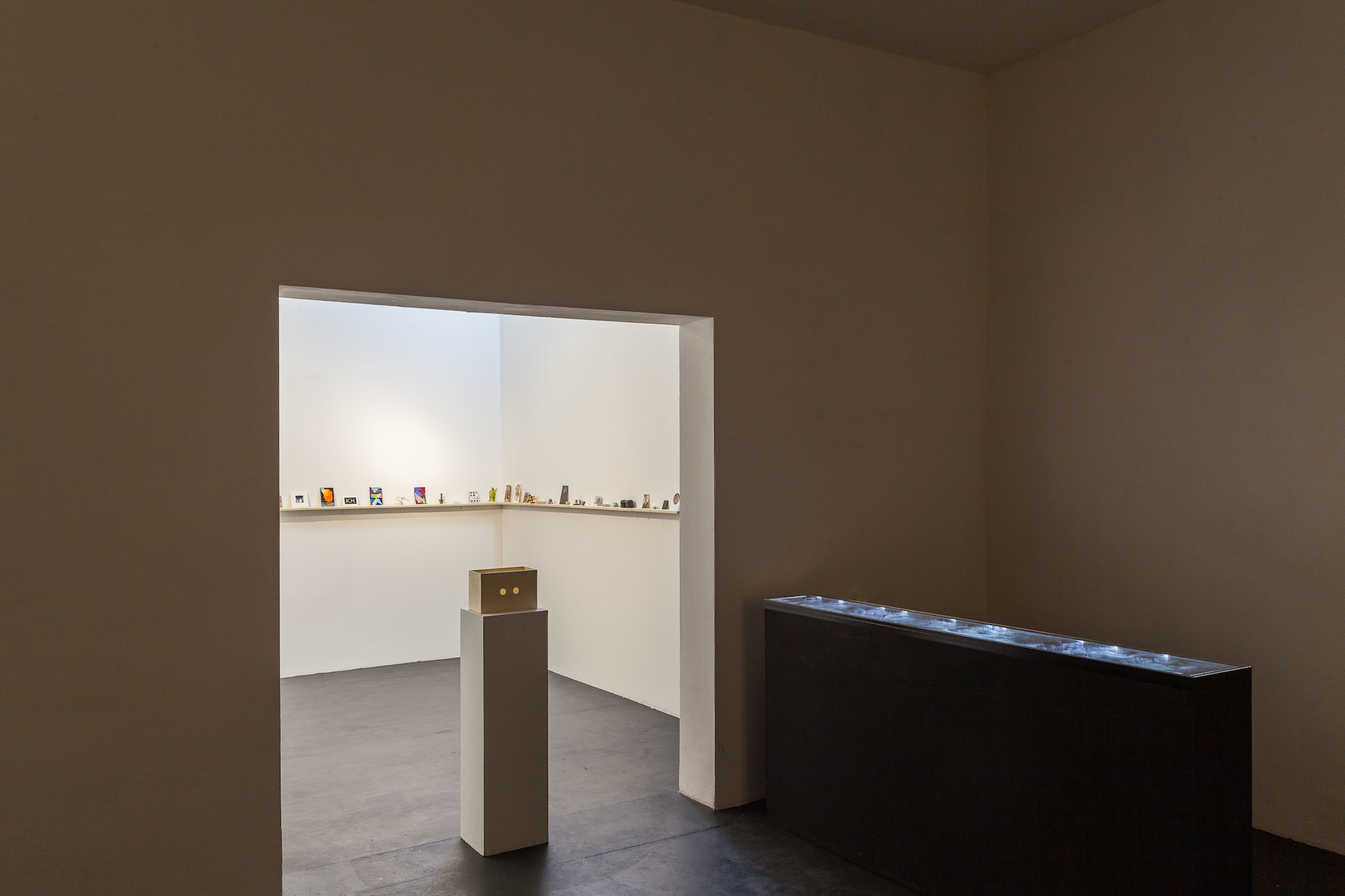 all out / exhibition view